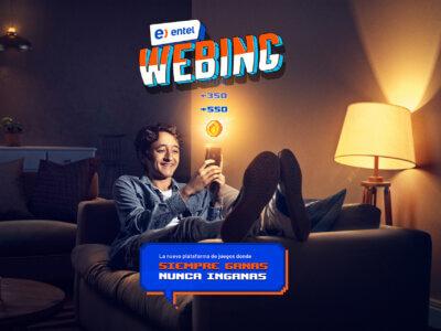 Entel - Webing