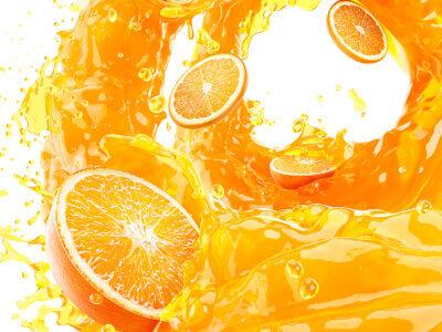 Splash - Naranjas